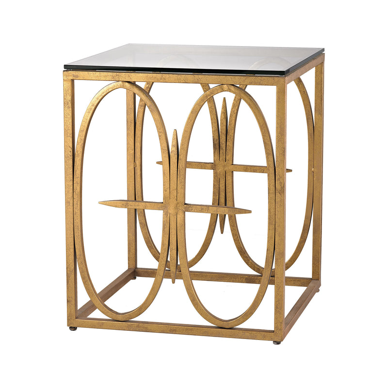 1114-221 Amal Side Table - Free Shipping! Table - RauFurniture.com