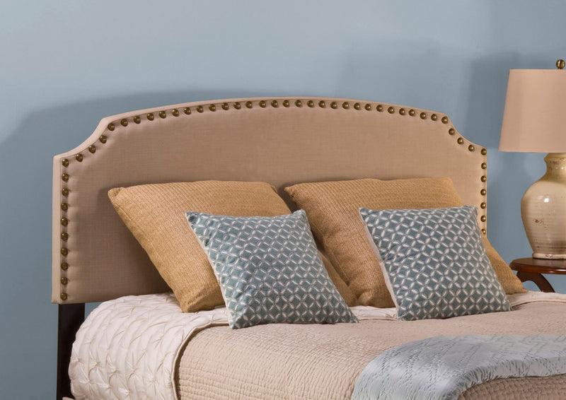 102301 Lani Headboard - Full - Headboard Frame Included - Cream Hillsdale Headboard - RauFurniture.com