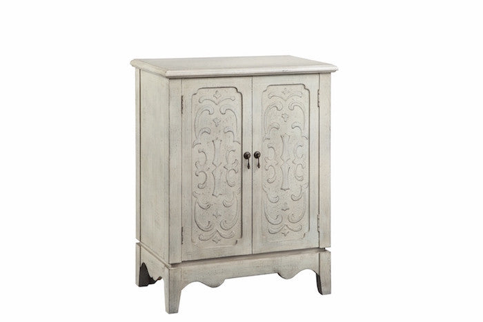 13144 - Cora Two Door Accent Cabinet - Free Shipping!, Accent Cabinets, Stein World, - ReeceFurniture.com - Free Local Pick Ups: Frankenmuth, MI, Indianapolis, IN, Chicago Ridge, IL, and Detroit, MI