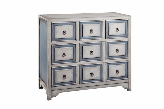 13168 - Conway Five Drawer Accent Chest - Free Shipping!, Accent Chests, Stein World, - ReeceFurniture.com - Free Local Pick Ups: Frankenmuth, MI, Indianapolis, IN, Chicago Ridge, IL, and Detroit, MI