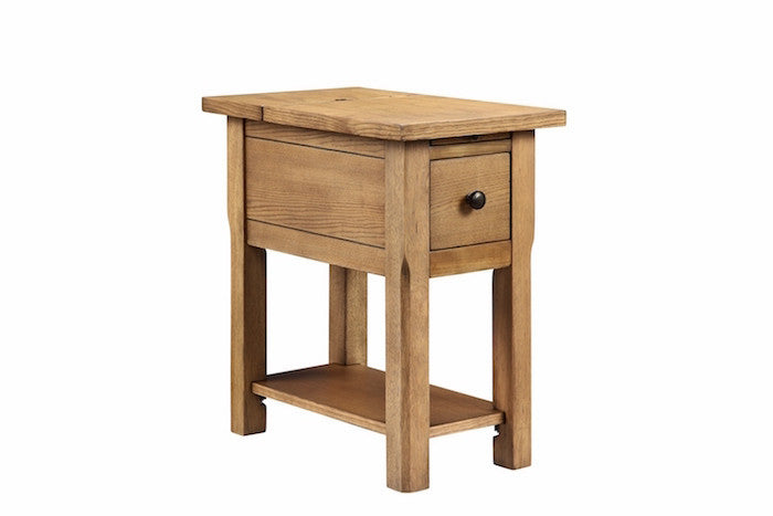 13185 - Stonebridge 2- 2.1 amp USB ports Accent Table - Free Shipping!, Accent Tables, Stein World, - ReeceFurniture.com - Free Local Pick Ups: Frankenmuth, MI, Indianapolis, IN, Chicago Ridge, IL, and Detroit, MI
