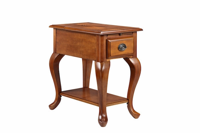 13189 - Shenandoah 2- 2.1 amp USB ports Accent Table - Free Shipping!, Accent Tables, Stein World, - ReeceFurniture.com - Free Local Pick Ups: Frankenmuth, MI, Indianapolis, IN, Chicago Ridge, IL, and Detroit, MI