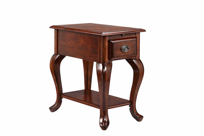 13190 - Shenandoah 2- 2.1 amp USB ports Accent Table - Free Shipping!, Accent Tables, Stein World, - ReeceFurniture.com - Free Local Pick Ups: Frankenmuth, MI, Indianapolis, IN, Chicago Ridge, IL, and Detroit, MI