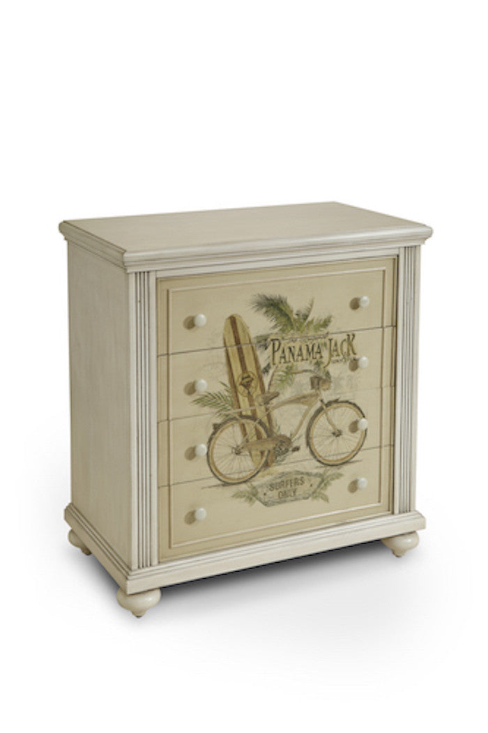 13306 - High Tide 4-Drawer Chest - Free Shipping!, Accent Chests, Stein World, - ReeceFurniture.com - Free Local Pick Ups: Frankenmuth, MI, Indianapolis, IN, Chicago Ridge, IL, and Detroit, MI