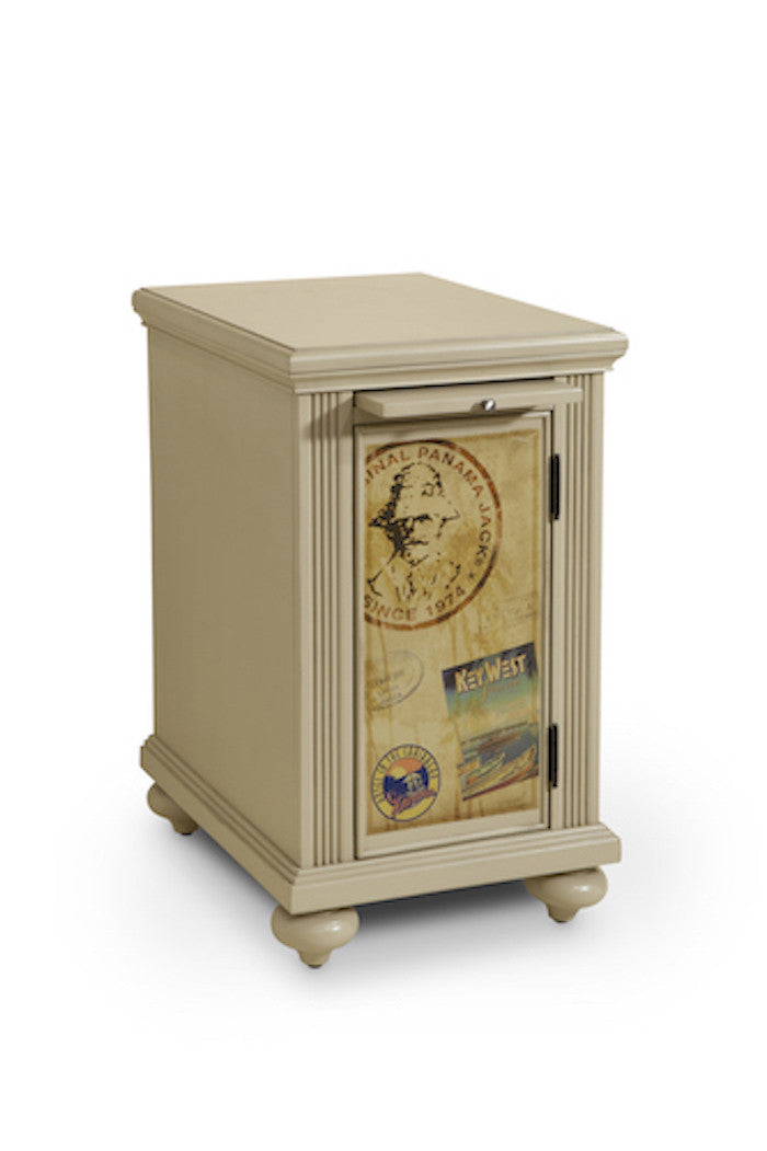 13309 - High Tide 1-Door Cabinet - Free Shipping!, Accent Cabinets, Stein World, - ReeceFurniture.com - Free Local Pick Ups: Frankenmuth, MI, Indianapolis, IN, Chicago Ridge, IL, and Detroit, MI