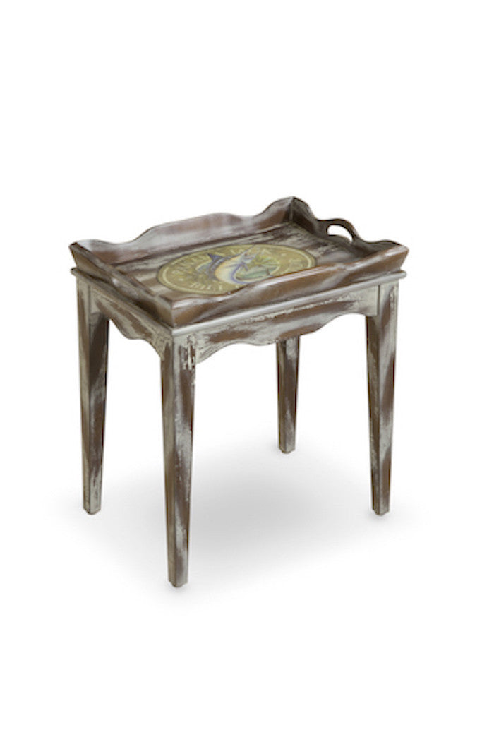 13313 - High Tide Table - Free Shipping!, Accent Tables, Stein World, - ReeceFurniture.com - Free Local Pick Ups: Frankenmuth, MI, Indianapolis, IN, Chicago Ridge, IL, and Detroit, MI