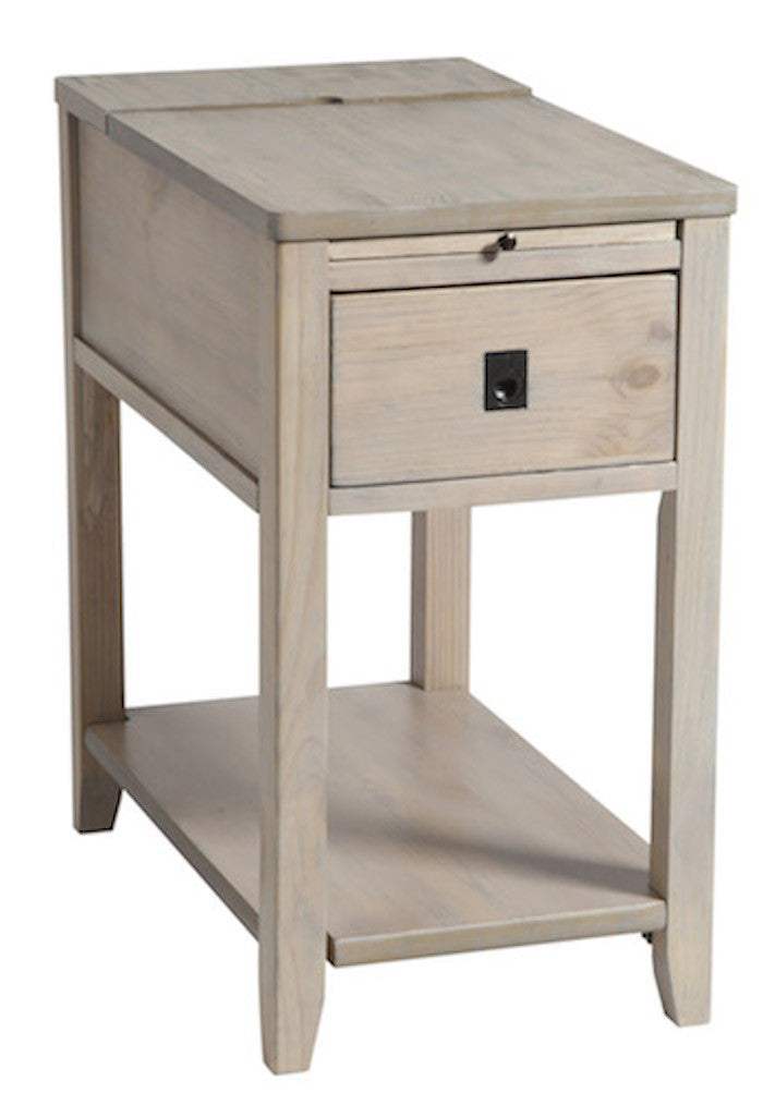 13468 - Patton Chairside Table - Free Shipping!, Chairside Tables, Stein World, - ReeceFurniture.com - Free Local Pick Ups: Frankenmuth, MI, Indianapolis, IN, Chicago Ridge, IL, and Detroit, MI