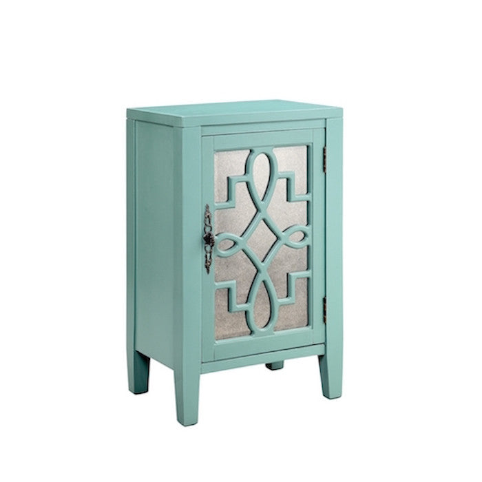 13514 - Leighton One Door Accent Cabinet - Free Shipping!, Accent Cabinets, Stein World, - ReeceFurniture.com - Free Local Pick Ups: Frankenmuth, MI, Indianapolis, IN, Chicago Ridge, IL, and Detroit, MI