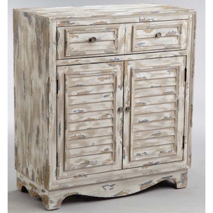 13612 - Rufton Two Door, One Drawer Accent Cabinet - Free Shipping!, Accent Cabinets, Stein World, - ReeceFurniture.com - Free Local Pick Ups: Frankenmuth, MI, Indianapolis, IN, Chicago Ridge, IL, and Detroit, MI