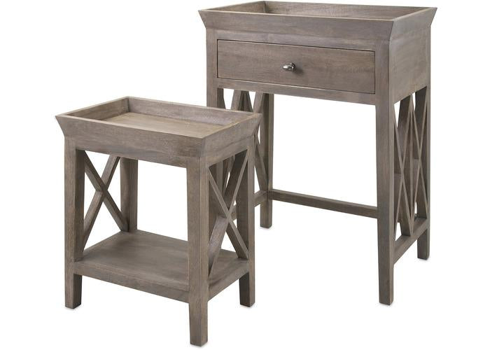 Britton Side Tables - Set of 2 - Free Shipping!, Consoles/Hall Tables/Dining Tables, IMAX, - ReeceFurniture.com - Free Local Pick Ups: Frankenmuth, MI, Indianapolis, IN, Chicago Ridge, IL, and Detroit, MI