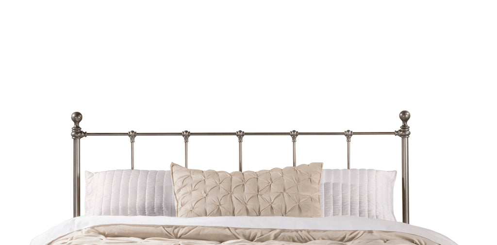 1944 Molly Headboard - Full - Headboard Frame Included - Free Shipping!, Hillsdale Headboards, Hillsdale Furniture, - ReeceFurniture.com - Free Local Pick Ups: Frankenmuth, MI, Indianapolis, IN, Chicago Ridge, IL, and Detroit, MI
