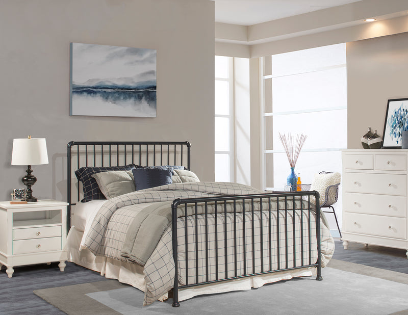104337 Brandi Bed Set - Full - Bed Frame Not Included Hillsdale Bed - RauFurniture.com