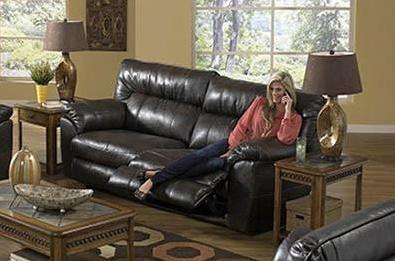4041-1223-29 Nolan Godiva Double Reclining Sofa, Motion Upholstery, Catnapper, - ReeceFurniture.com - Free Local Pick Ups: Frankenmuth, MI, Indianapolis, IN, Chicago Ridge, IL, and Detroit, MI