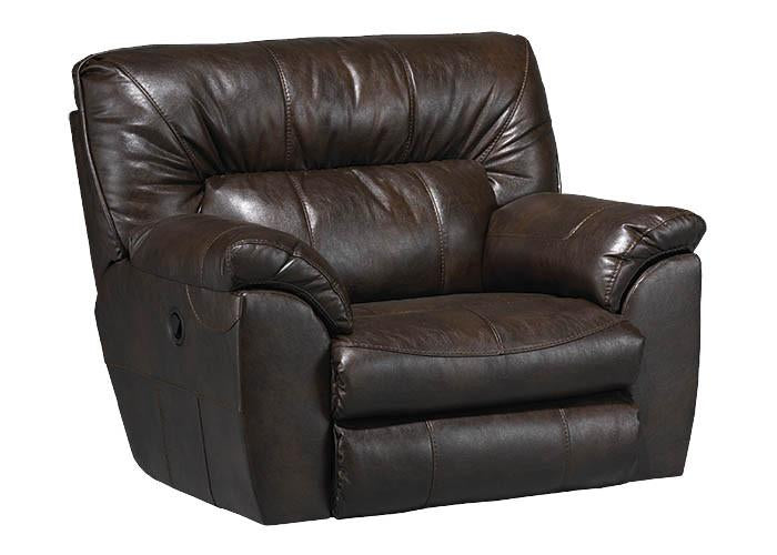 4040-4-1223-29 Nolan Godiva Cuddler Recliner, Recliner, Catnapper, - ReeceFurniture.com - Free Local Pick Ups: Frankenmuth, MI, Indianapolis, IN, Chicago Ridge, IL, and Detroit, MI