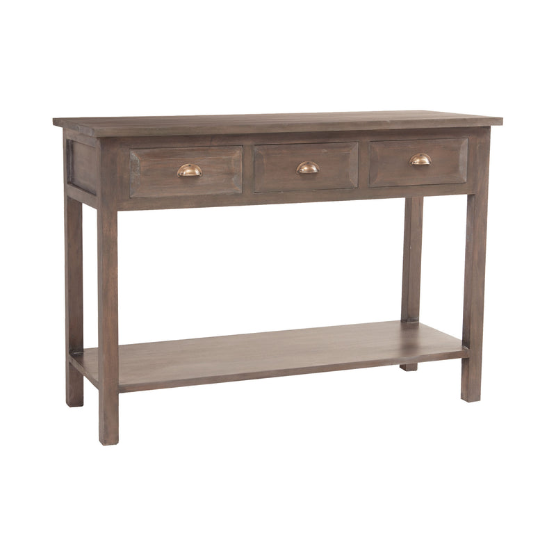7011-014 Montauk 3-Drawer Console Console - RauFurniture.com