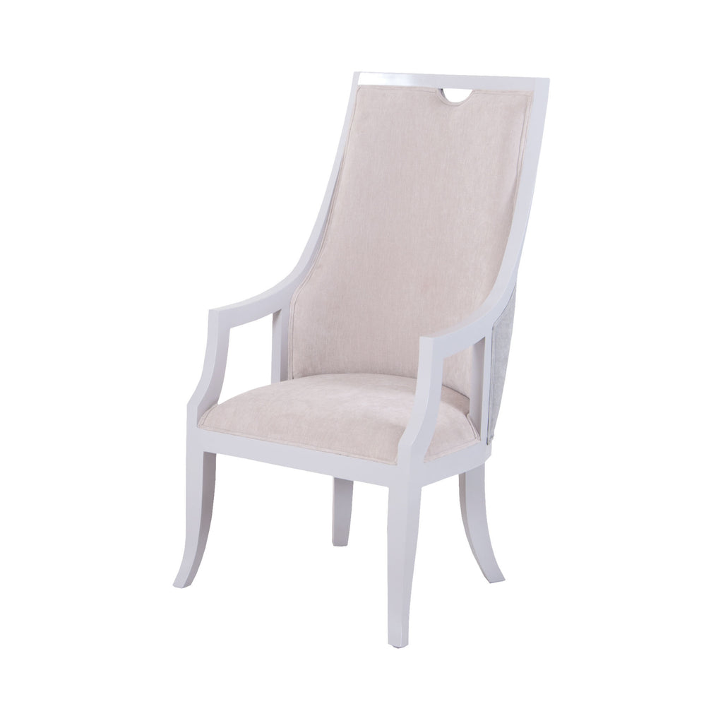 7011-1108 Rosa Vana Chair In Light Grey Chair - RauFurniture.com