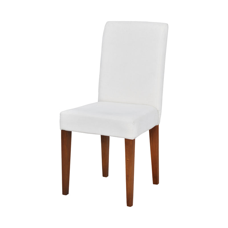 7011117 Couture Covers Parsons Chair In New Signature Stain Chair - RauFurniture.com