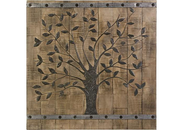 Tree Of Life Wood Wall Panel Free Shipping