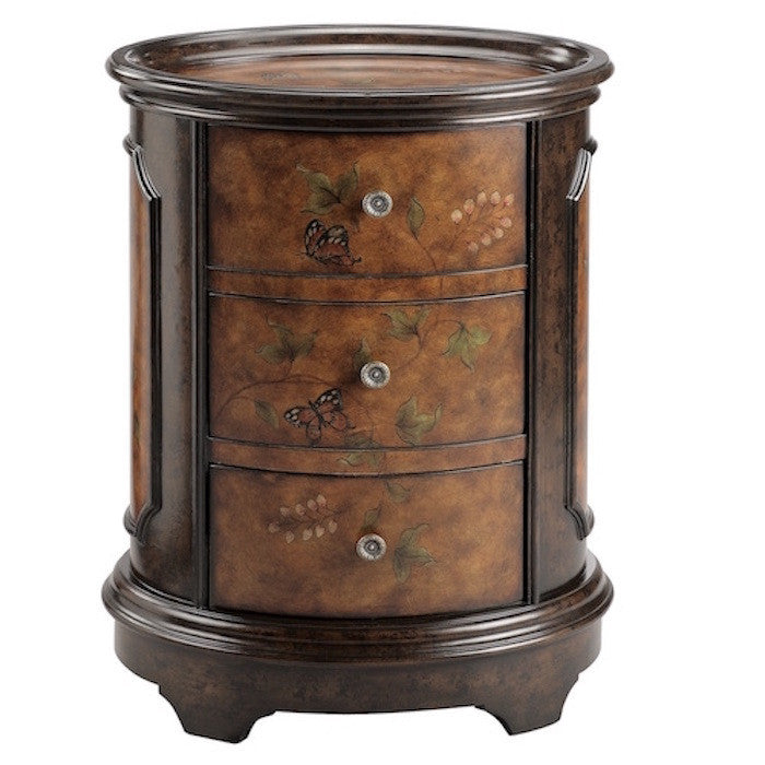 80878 - Autumn Brown Accent Chest - Free Shipping!, Accent Chests, Stein World, - ReeceFurniture.com - Free Local Pick Ups: Frankenmuth, MI, Indianapolis, IN, Chicago Ridge, IL, and Detroit, MI