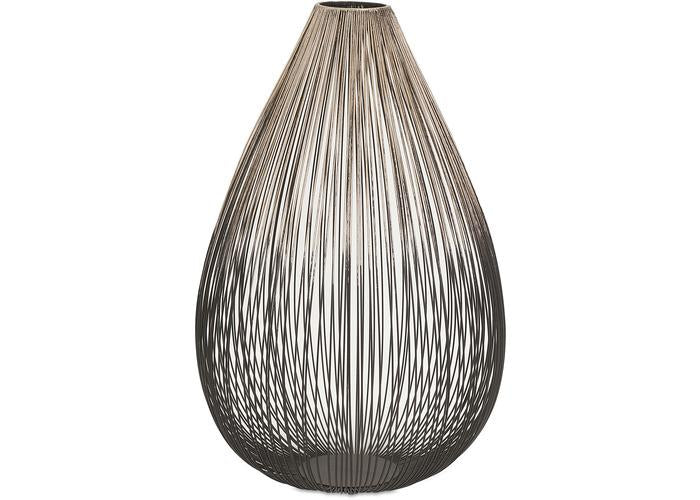 Graham Small Wire Vase - Free Shipping!, Vases, IMAX, - ReeceFurniture.com - Free Local Pick Ups: Frankenmuth, MI, Indianapolis, IN, Chicago Ridge, IL, and Detroit, MI