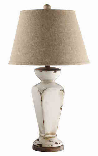 90032 - Cadence Ceramic Table Lamp - Free Shipping! Floor, Desk And Table Lamps - RauFurniture.com