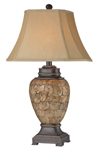 96790 - Cape Horn Resin 2 pk Table Lamp - Free Shipping! Floor, Desk And Table Lamps - RauFurniture.com