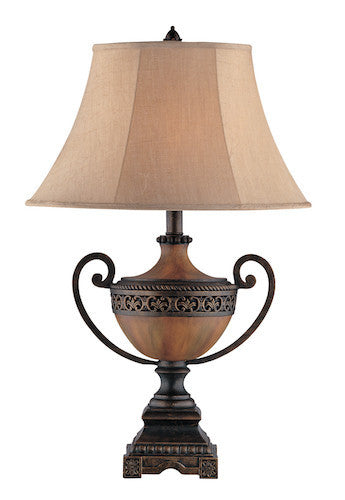 97503 - Chadwick Resin Table Lamp - Free Shipping! Floor, Desk And Table Lamps - RauFurniture.com