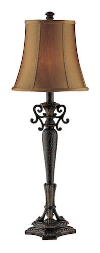 97605 - Niles Resin Table Lamp - Free Shipping! Floor, Desk And Table Lamps - RauFurniture.com