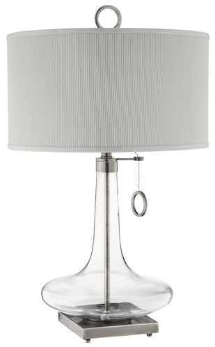 98819 - Eden Metal Table Lamp - Free Shipping! Floor, Desk And Table Lamps - RauFurniture.com