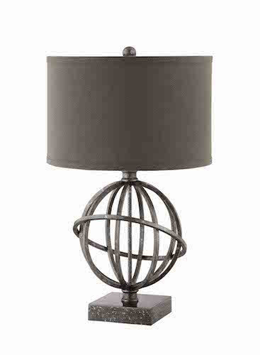 99616 - Lichfield Metal Table Lamp - Free Shipping! Floor, Desk And Table Lamps - RauFurniture.com