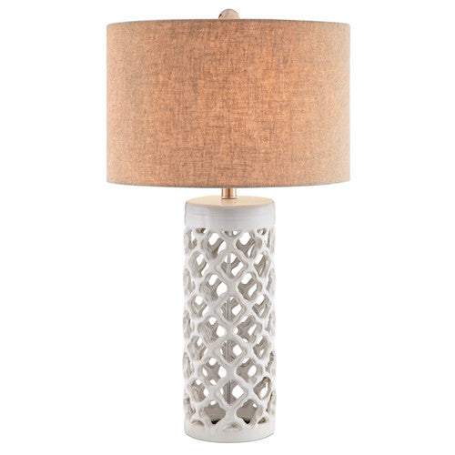 99922 - Foiliana Table Lamp - Free Shipping! Floor, Desk And Table Lamps - RauFurniture.com