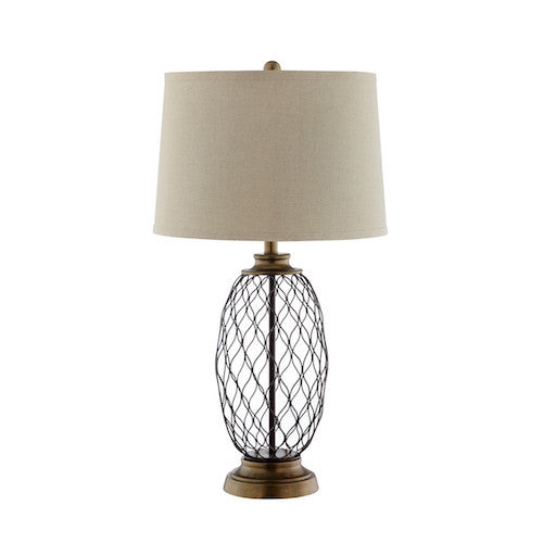 99955 - Cape Table Lamp - Free Shipping! Floor, Desk And Table Lamps - RauFurniture.com