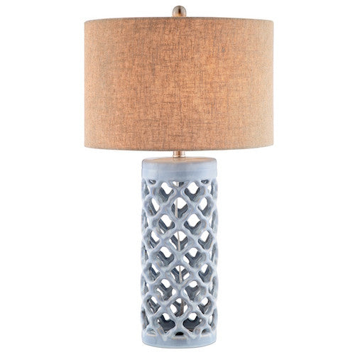 99979 - Foiliana Table Lamp - Free Shipping! Floor, Desk And Table Lamps - RauFurniture.com