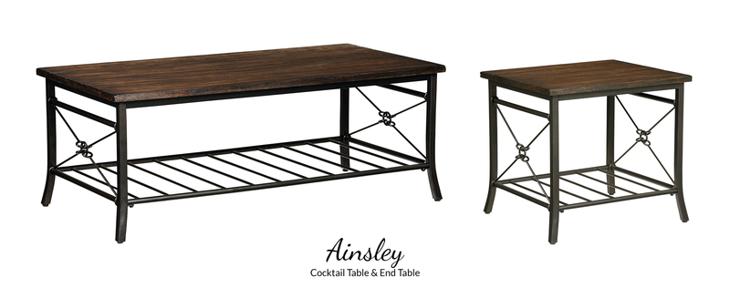 L28173 Ainsley, Occasional Tables, Standard Furniture, - ReeceFurniture.com - Free Local Pick Up: Frankenmuth, MI