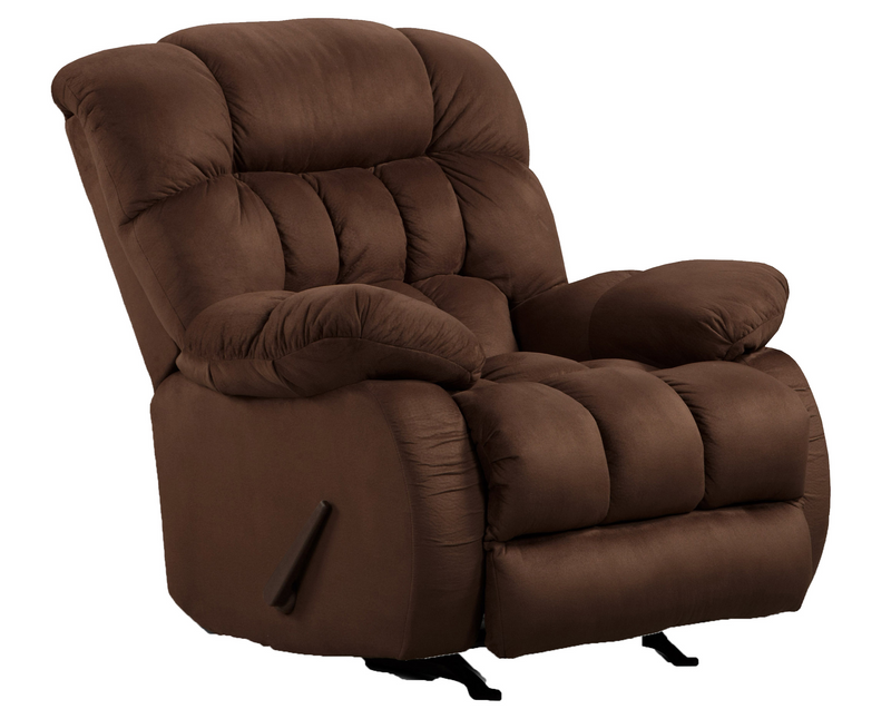9200 Soft Suede Recliner, Recliners & Gliders, Washington Furniture, - ReeceFurniture.com - Free Local Pick Up: Frankenmuth, MI