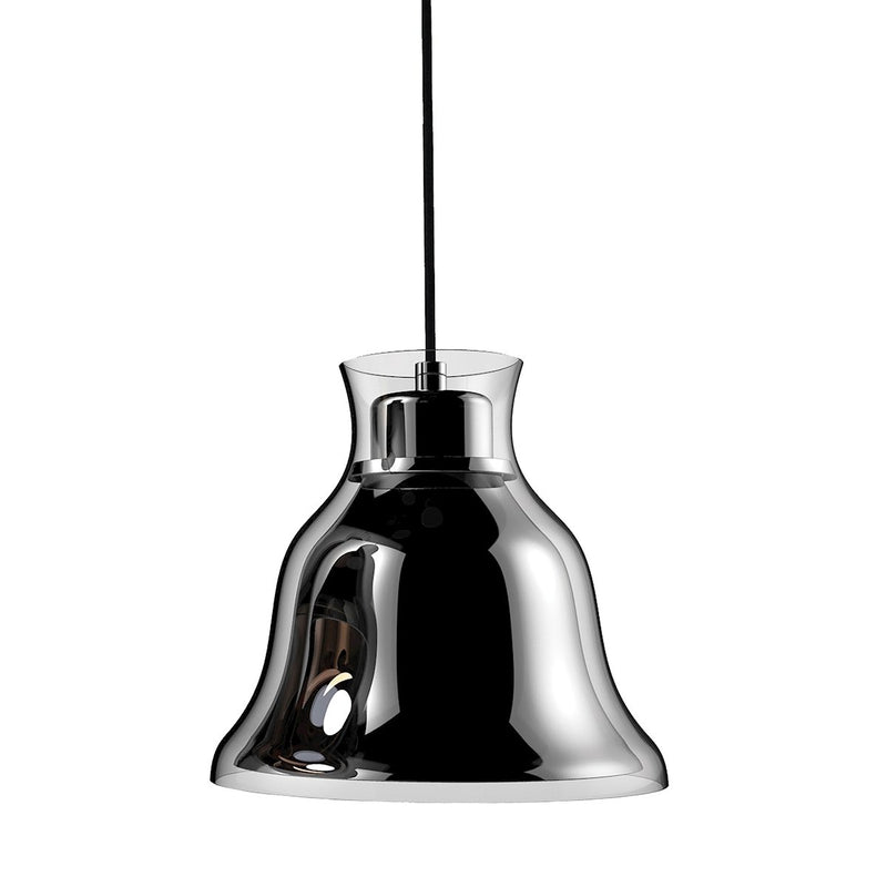 PS8160-15-31-LA Bolero 1 Light Pendant In Chrome - Includes Recessed Lighting Kit - Free Shipping! Pendant - RauFurniture.com