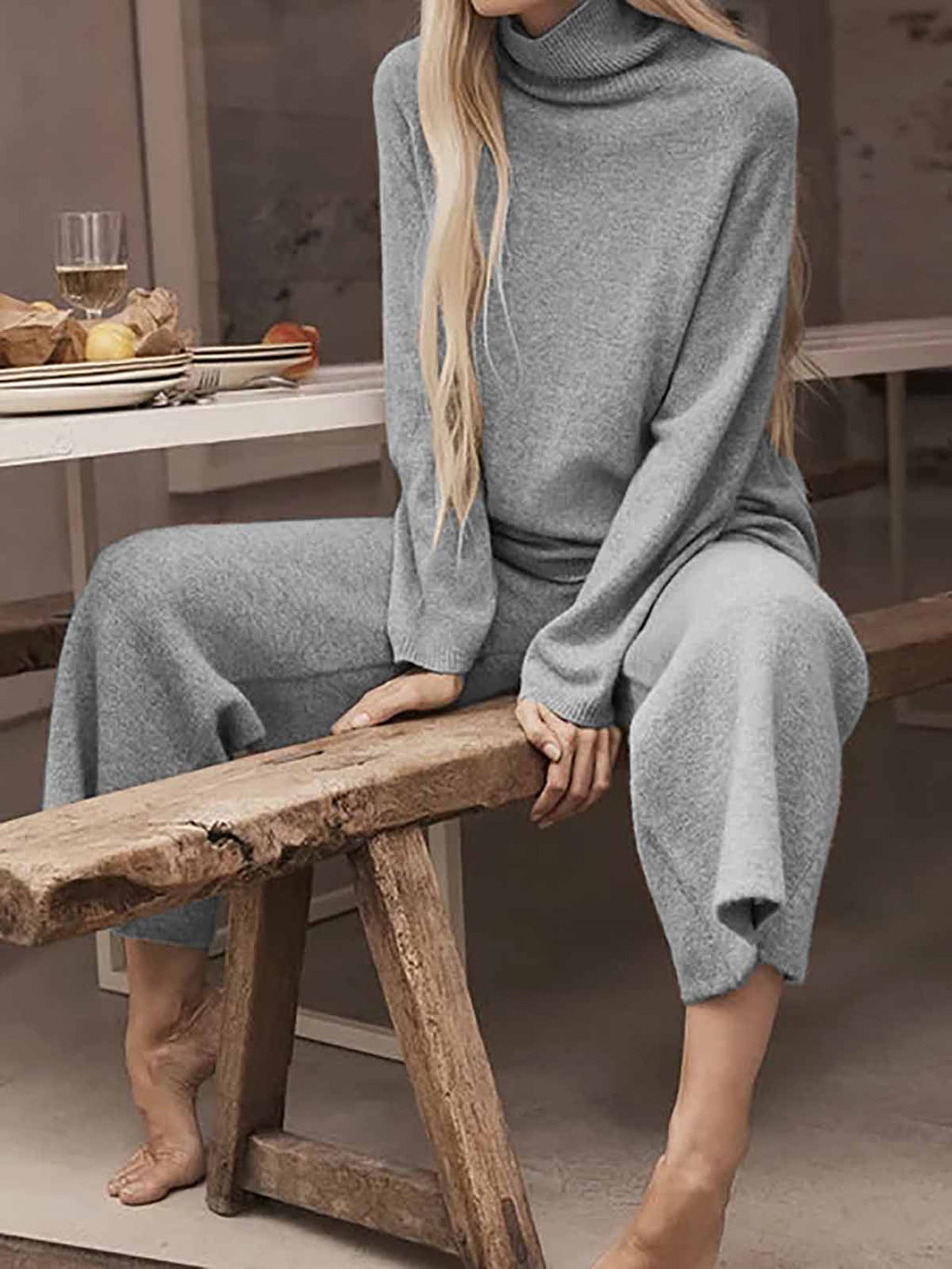 Solid Casual Long Sleeve Jumpsuits&rompers