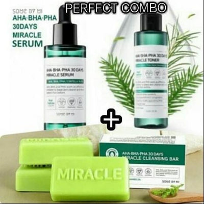 Miracle Serum Aha Bha Pha 30 Days By Some By Mi Miracle Set