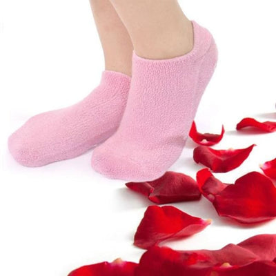 Gel Spa Socks Moisturizing gel socks spa socks