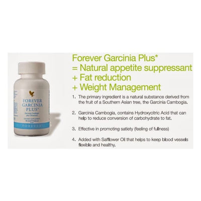 Forever Living Garcinia weight loss