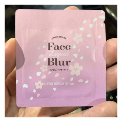 Face Blur By Etude House Cherry Blossom Edition (15Pcs) blurring
