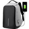 Anti-Theft Backpack - Classic Design  bag travel USB charging compartment  pacsafe laptop