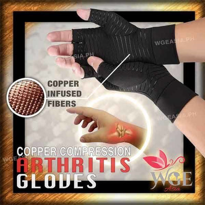 Copper Compression Arthritis Gloves (Buy One Take One)
