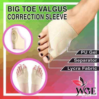 Big Toe Valgus Correction Sleeve ( Buy One Take One)