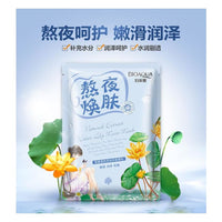 Natural Extract Face Mask By Bio Aqua facial treatments masks Plant extract