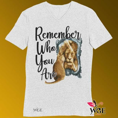 Remember Who You Are - Cat Shirt