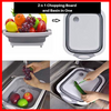 Chop and Wash - Multi-Function Chopping Board