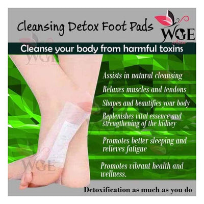 Detox Pads by Footsy