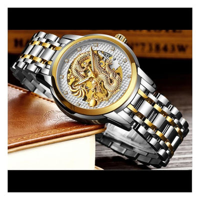 The Dragon Of Power Automatic Watch power watch Automatic the dragon watches Dragons