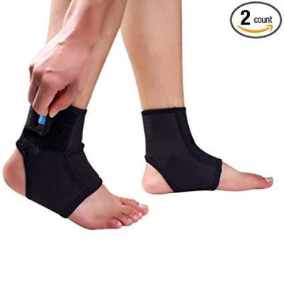 Elastic Ankle Support Sleeve